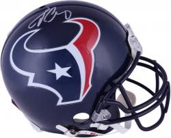 Jadeveon Clowney Signed Helmet