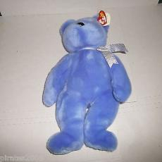 Clubby Ii The Bear Ty Beanie Buddy Baby Plush Stuffed Animal