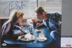 COFFEE SHOP!!! Amanda Plummer Tim Roth Signed PULP FICTION 11x14 Photo PSA/DNA