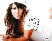 Colbie Caillat Signed Authentic Autographed 8x10 Photo PSA/DNA #AD14563