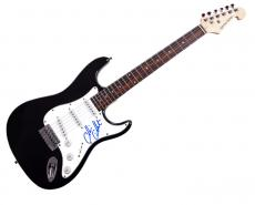 Colbie Caillat Signed Autographed Electric Guitar Uacc Rd Coa AFTAL