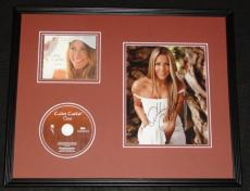 Colbie Caillat Signed Framed 16x20 Coco CD & Photo Display