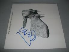 """COLDPLAY CHRIS MARTIN signed autographed """"RUSH OF BLOOD"""" LP RECORD BECKETT COA!"""