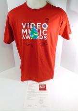 Coldplay Signed 2005 MTV Awards T-Shirt Chris Martin JSA Autos