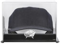 Columbus Blue Jackets Hat Display Case - Mounted Memories