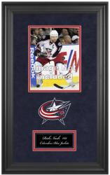 "Columbus Blue Jackets Deluxe 8"" x 10"" Team Logo Frame"