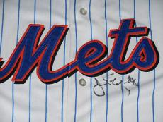 Comedian Jerry Seinfeld Autographed Jersey (mets) W/ Proof!