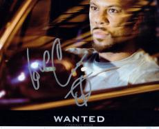 Common Signed 8x10 Photo w/COA American Gangster Happy Feet #2