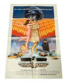 "Condorman One Sheet Theatrical Movie Poster 27"" x 41"" ^ Walt Disney 1981"