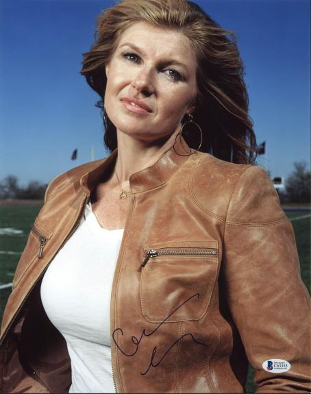 Connie Britton Friday Night Lights Signed 11X14 Photo BAS #C63353