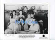 Constance Marie Jimmy Smits Edward James Olmos My Family Original Press Photo