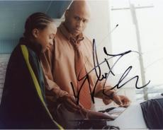 LL Cool J Autographed 8'' x 10'' With Jayden Smith Photograph