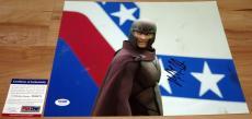 Cool Michael Fassbender Signed 11x14 X-Men Magneto Erik Lehnsherr PSA/DNA