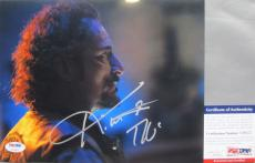 COOL SHOT!!! Kim Coates TIG Signed SONS OF ANARCHY SOA 8x10 Photo #1 PSA/DNA