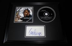 Coolio Signed Framed 11x14 It Takes a Thief CD & Photo Display