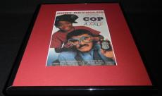 Cop and a Half 1993 Framed 11x14 ORIGINAL Vintage Advertisement Burt Reynolds