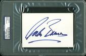 Corbin Bernsen Signed 4X6 Index Card Autographed PSA/DNA Slabbed