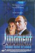 Corbin Bernsen Signed Authentic Autographed Judgement Poster (PSA/DNA) #V26982