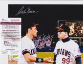 CORBIN BERNSEN Signed MAJOR LEAGUE Movie 8x10 Photo + JSA COA WP669344