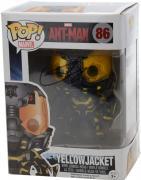 Corey Daniel Stoll Ant-Man Autographed #86 Yellow Jacket Funko Pop! - JSA