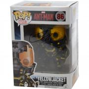 Corey Daniel Stoll Ant-Man Autographed #86 YellowJacket Funko Pop! - JSA