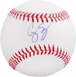 Corey Seager Los Angeles Dodgers Autographed Baseball