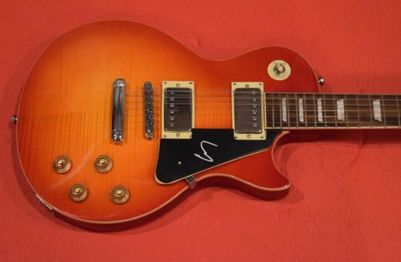 Corey Taylor Signed Autographed Electric Guitar SLIPKNOT STONE SOUR COA