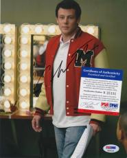 Cory Monteith GLEE Signed AUTOGRAPH 8 x 10 Photo PSA DNA