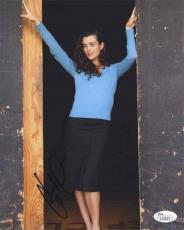Cote de Pablo NCIS Autographed Signed 8x10 Photo Certified Authentic JSA AFTAL