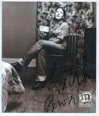 Country Singer Kathleen Edwards Signed Autograph 8x9 Promo Booklet Photo M7