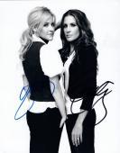 Court Yard Hounds Signed Autograph 8x10 Photo Dixie Chicks Martie & Emily COA VD