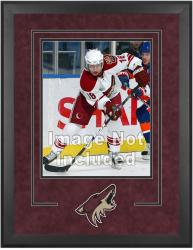 "Phoenix Coyotes Deluxe 16"" x 20"" Vertical Photograph Frame"