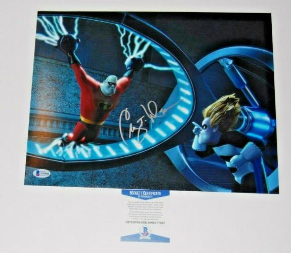 CRAIG T NELSON signed (THE INCREDIBLES) autographed Movie 11X14 photo BECKETT #1