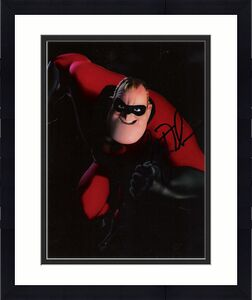 """CRAIG T. NELSON """"THE INCREDIBLES"""" Signed 8x10 Color Photo"""