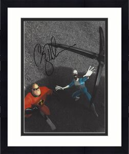 "CRAIG T. NELSON - VOICE of MR. INCREDIBLE in 2004 Movie ""THE INCREDIBLES"" Signed 8x10 Color Photo"