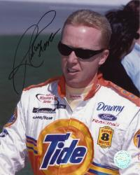 Ricky Craven Autographed 8'' x 10'' Tide Smiling Photograph