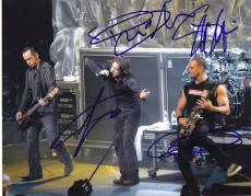 Creed Group Signed 8x10 Photo w/COA Creed My Own Prison Stapp, Tremonti #2