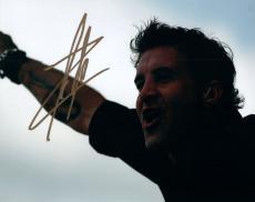 Creed Scott Stapp Live Concert Autographed Signed Photo AFTAL UACC RD