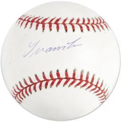 Juan Cruz Chicago Cubs Autographed Baseball