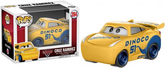 Cruz Ramirez Cars 3 #284 Funko Pop!