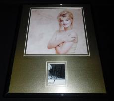 Crystal Bernard Signed Framed 11x14 Photo Display Wings It's a Living