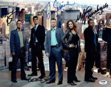 CSI New York Cast Autographed Signed 11x14 Photo Certified Authentic PSA/DNA LOA