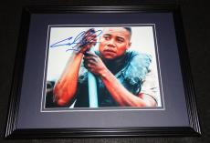 Cuba Gooding Jr Signed Framed 8x10 Photo JSA Jerry Maguire