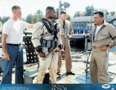 Cuba Gooding Jr. Signed Men of Honor 11x14 Promo Photo PSA/DNA Creased #Z85983