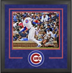 "Chicago Cubs Deluxe 16"" x 20"" Horizontal Photograph Frame"