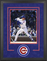 "Chicago Cubs Deluxe 16"" x 20"" Vertical Photograph Frame"