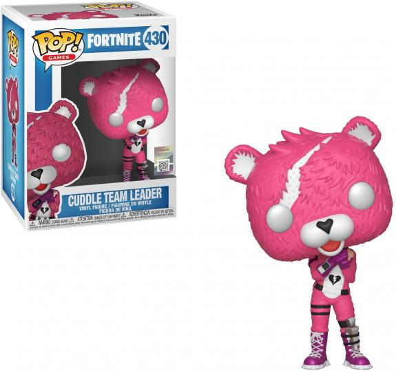 Cuddle Team Leader #430 Fortnite Funko Pop!
