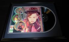 Culture Club Group Signed Framed 1983 Colour By Numbers Record Album Display C