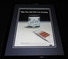 Curb Your Enthusiasm 2004 HBO Framed 11x14 ORIGINAL Advertisement Larry David
