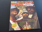 Cypress Hill B Real & BOBO 1996 Signed Autograph Magazine PSA Beckett Guaranteed